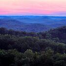 Shawnee State Forest, Scioto County Ohio by Christa Binder