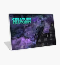 Raven House Laptop Skin