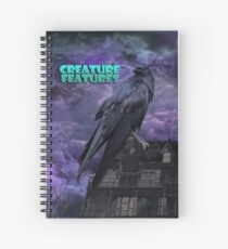 Raven House Spiral Notebook