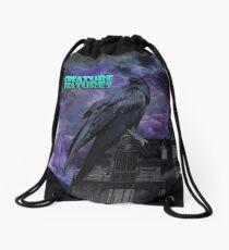 Raven House Drawstring Bag