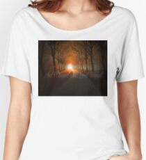"""""""Love Your Enemy"""" - Kahlil Gibran Women's Relaxed Fit T-Shirt"""