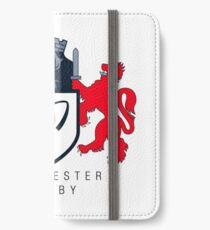 Gloucester Rugby iPhone Wallet