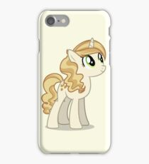 Sweet Biscuit Pony iPhone Case/Skin