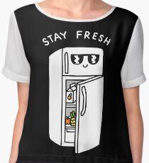 Stay Fresh Women's Chiffon Top