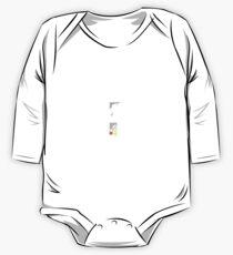 Bleib frisch Baby Body Langarm