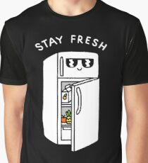 Stay Fresh Graphic T-Shirt