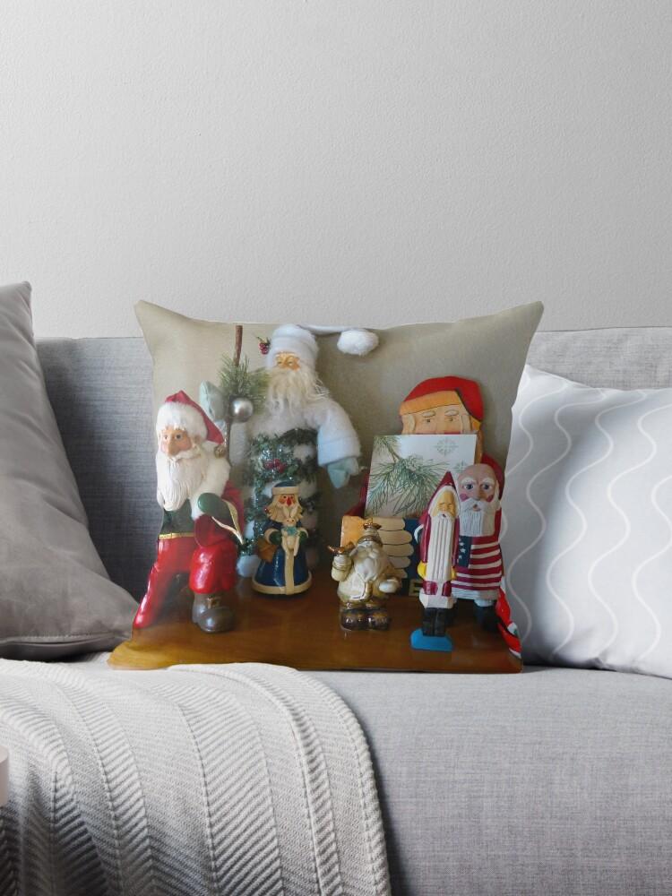 Ho Ho Ho, two by lindasdreams