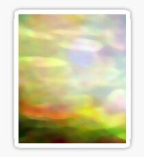 Skyscape Sticker