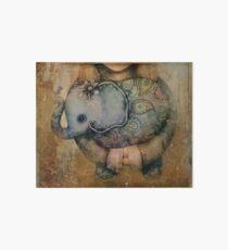 Paisley Elephant Art Board