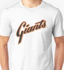 SAN FRANCISCO GIANTS Unisex T-Shirt