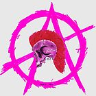 ANARCHY IN PINK by ArtByKevG