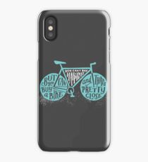 You Can't Buy Happiness iPhone Case/Skin