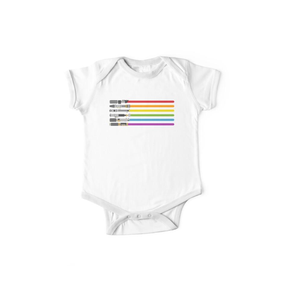 5ba601828 Lightsaber Rainbow