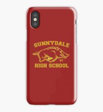 Sunnydale High iPhone Case