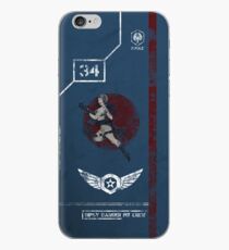 Gipsy Danger Pit Crew Case iPhone Case