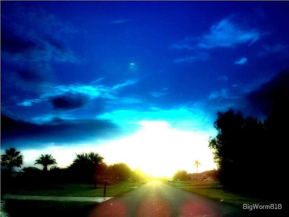 Sunrise by BigWorm818