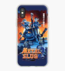 Metal Slug 2 (Japanese Advertisement Art) iPhone Case