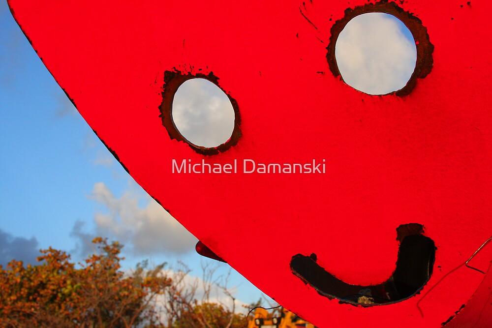 Happy Face by Michael Damanski