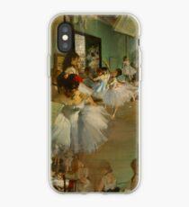 Der Tanzklasse Print iPhone-Hülle & Cover