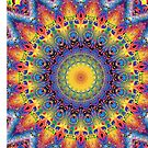BBQSHOES: Kaleidoscope Fractal 22642 by bbqshoes