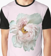 Japanese Peony Graphic T-Shirt