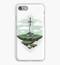 Claim the Sword iPhone Case/Skin