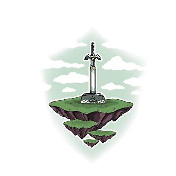 Claim the Sword by VSpeedLox