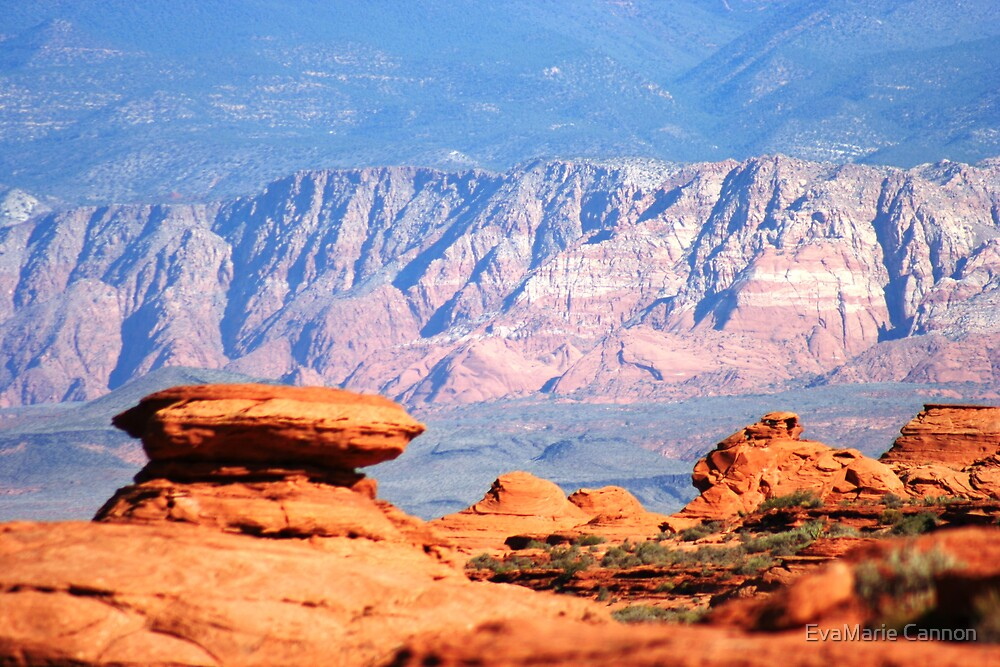 Utah..View... by EvaMarie Cannon