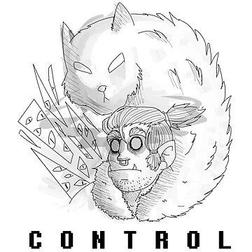 CONTROL  by Artzombie