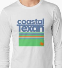 Coastal Texan Regional Shirt Funny Texas T-Shirt Gulf Coast T-Shirt