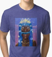 Neptune (A Fairy Of Color) Tri-blend T-Shirt