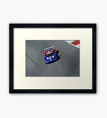 Ford GT LM GTE-Pro Framed Print