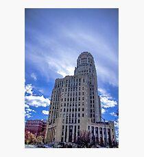 Buffalo, New York City Hall Photographic Print