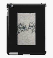 Her and Her iPad Case/Skin