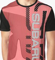 STI STARS RED Graphic T-Shirt