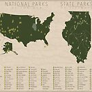 US National Parks - Illinois by FinlayMcNevin
