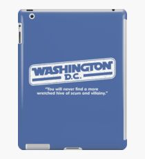Star Wars Washington DC Wretched Hive Parody iPad Case/Skin