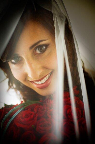 Model Bride! by David Amos