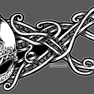 Helm of Tyr by Skandihooligan