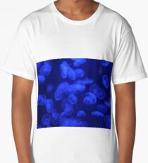 The Moon Jellyfish Long T-Shirt
