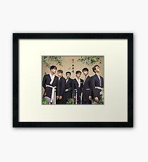 VIXX Framed Print
