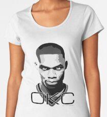 OKC Women's Premium T-Shirt