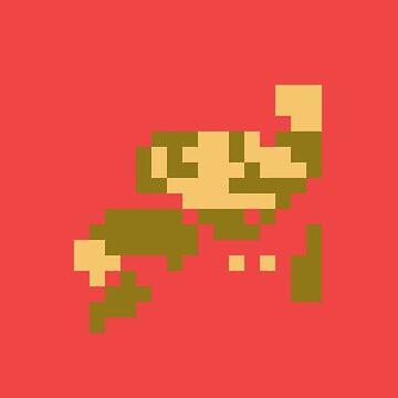 8-bit Bros. ver.red by yestshirt