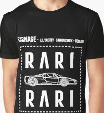 lil yachty rari rari T-shirt graphique