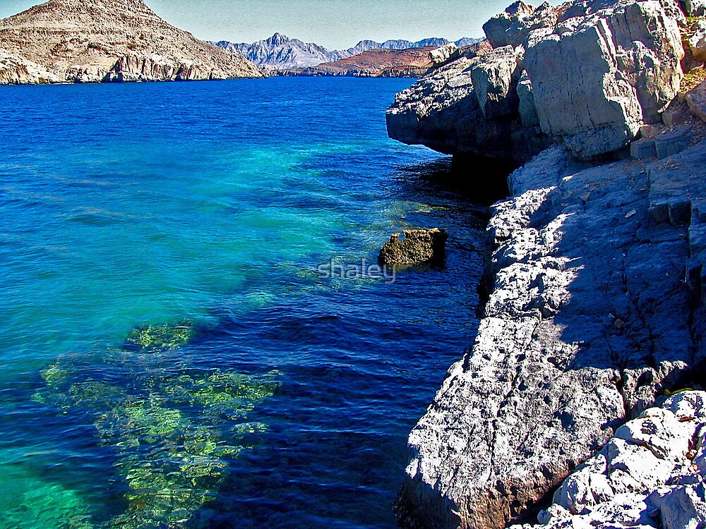 Rocky Coves 3 by shaley