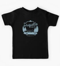 Duquette Family Vacation 2017 - Blue Ink Kids Tee