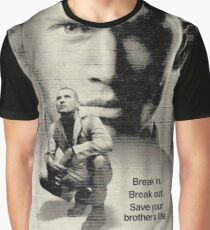 Prison Break Ascape Just The Beginning Graphic T-Shirt