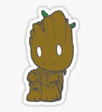 I am Root Sticker