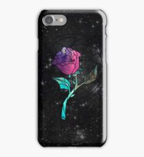 Stained Glass Rose Galaxy iPhone Case/Skin