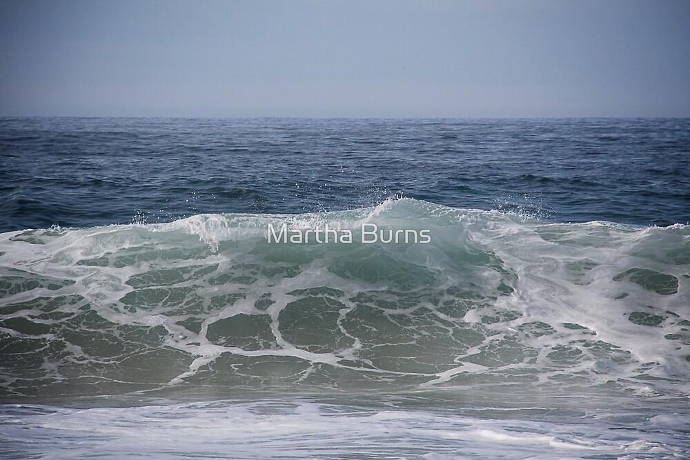 Splish splash by Martha Burns